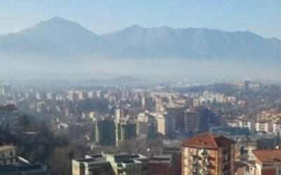 Smog a Frosinone