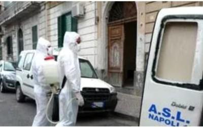 Napoli, primo morto per N1H1